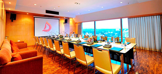 Meeting & Event - Duangtawan Hotel Chiangmai